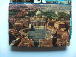 Citta Del Vaticano Aerial View - Vaticaanstad