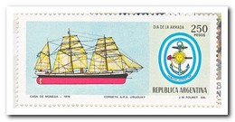Argentinië 1979, Postfris MNH, Sailing Ship, Navy Day - Ongebruikt