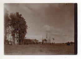 C3067/ Joensuu Kirche Foto Ca. 17 X 12 Cm 1907 Finnland - Finnland