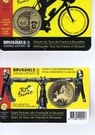 Belgio - 2,50 Euro Commemorativo 2019 - Tour - Belgio