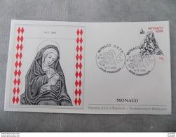 FDC MONACO 2005 : Noël 2005 (Timbre De 0.53 Euro) - FDC