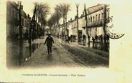 17...charente Maritime..saintes...avenue Gambetta - Saintes