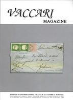 VACCARI MAGAZINE N° 49 Scansione Sommario Scan Sommaire - Riviste