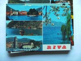 Italië Italy Italien Trente Riva - Trento