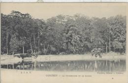 CPA Dept 32 GONDRIN Dos 1900 - Autres Communes