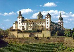1 AK Germany Bayern * Würzburg - Die Festung Marienberg * - Wuerzburg