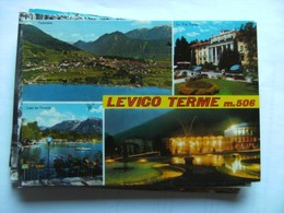 Italië Italy Italien Levico Terme 508 M - Trento