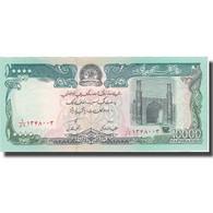 Billet, Afghanistan, 10,000 Afghanis, SH1372 (1993), KM:63a, NEUF - Afghanistan