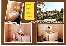 MORSBRONN LES BAINS : Ets De Cure Thermale - France