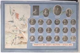 Militaria - Reparto Panificio Da Campo Militare - Acqui 1919 - Molto Raro - Documenti