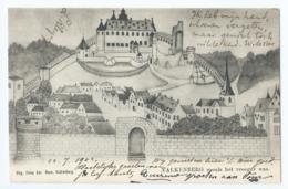 Valkenberg - Zoals Het Vroeger Was - Uitg. Firma Gez. Hoen, Valkenberg - 1902 - Brakel