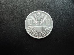 AUTRICHE : 10 GROSCHEN   1976   KM 2878    SUP+ - Austria
