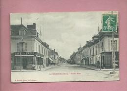 CPA  -  Le Neubourg  -(Eure) - Rue Du Mans - Le Neubourg