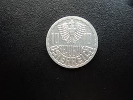 AUTRICHE : 10 GROSCHEN   1991   KM 2878    SUP+ - Austria