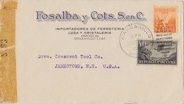 CUBA 1946 Examined Cover To USA.BARGAIN.!! - Non Classés