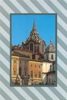 """3723 """" TORINO-CAPPELLA DELLA SANTA SINDONE"""" CART. POST. OR. NON SPED. - Churches"""