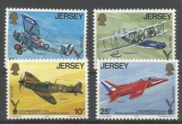Vliegtuigen - Jersey