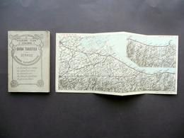 Guida Turistica Delle Strade Di Grande Comunicazione TCI 1911 Rimini San Marino - Libri, Riviste, Fumetti