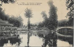 TULLE La Corrèze à LAMARQUE.Le Pont Des Soldats - Tulle