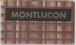 Montluçon Carnet De 12 Cartes Postales - Montlucon