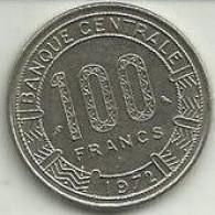 100 Francos 1972 Rep. Democrática Congo - Congo (República Democrática 1998)