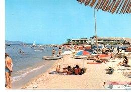 SAINT TROPEZ : La Plage De La Bouillabaisse - Saint-Tropez