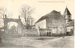 Prangey - Entrée Du Chateau - Autres Communes