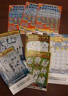 LOTTO DI GRATTA E VINCI  PER CIANA 59 - DA € 5.00 / 10.00 - USATO - - Biglietti Della Lotteria