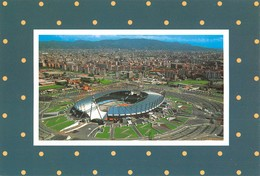 """3733"""" TORINO-STADIO DELLE ALPI"""" CART. POST. OR. NON SPED. - Stadiums & Sporting Infrastructures"""