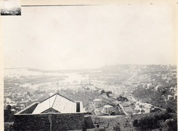 GENI- GENES- PANORAMA-  Ancienne Photo D'Epoque - Genova (Genoa)
