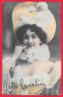 LINA CAVALIERI - Opéra