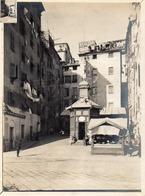 GENI- GENES-  ON PAVOISE-  Ancienne Photo D'Epoque - Genova (Genoa)