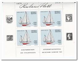 Argentinië 1979, Postfris MNH, Ships - Ongebruikt