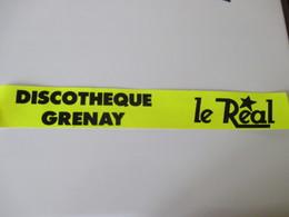 Autocollant Discothèque Le Réal Grenay - Stickers