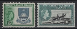 Gilbert & Ellice Islands - Nice - Mint Never Hinged - Otros - Oceanía
