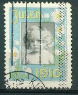VI Vignette Norway 1910, Christmas Label - Cinderellas
