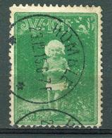 VI Vignette Norway 1915, Christmas Label - Cinderellas