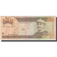 Billet, Dominican Republic, 20 Pesos Oro, 2003, 2003, KM:169c, TB+ - Dominicana