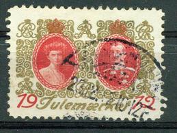 VI Vignette Norway 1912, Christmas Label - Cinderellas