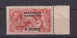 MAROC : BX ANGLAIS . ZONE FRANCAISE . N° 11 ** . BDF . LUXE . 1918/32 . ( CATALOGUE YVERT ) . - Morocco Agencies / Tangier (...-1958)