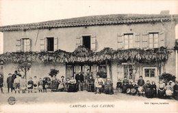 6544-2019    CAMPSAS   CAFE CAYROU - France