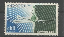 Satellite - Andorre Français