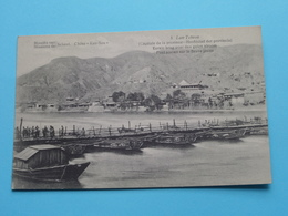 "CHINA "" KAN-SOU "" Missiën Van SCHEUT ( 5  LAN-TSHEOU - Bridge Gele Stroom ) Anno 19?? ( Zie Foto Details ) ! - Missions"