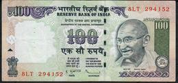 INDI INDE P98g1 100 RUPEES 2010 Sign.20 #8LT  VF 4 P.h. - India