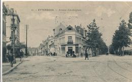 CPA - Belgique - Brussels - Bruxelles - Etterbeek - Avenue D'Auderghem - Etterbeek