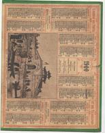 Photo De La 1e Page De 30 Almanach Des Postes  De 1900 à 1940, Dimensions 30 X 21 - Reproductions