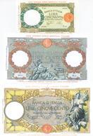 Italian East Africa 4 Note Set 1939 COPY - [ 6] Colonie