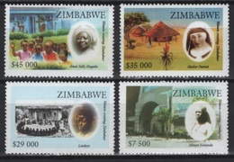 Zimbabwe (2007)  - Set -  /  Women - Mother - Infanzia & Giovinezza
