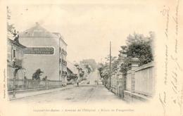 Luxeuil Les Bains - Avenue De L'hopital - Luxeuil Les Bains