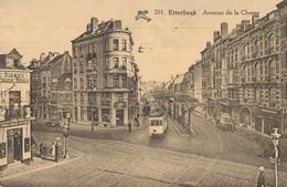 CPA - Belgique - Brussels - Bruxelles - Etterbeek - Avenue De La Chasse - Etterbeek